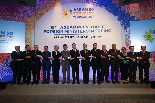 18th ASEAN3 FMM 2