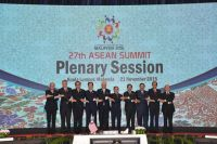 27th ASEAN Summit Plenary Session